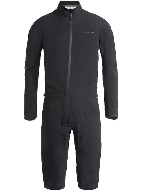 VAUDE Performance Rain Suit Men black